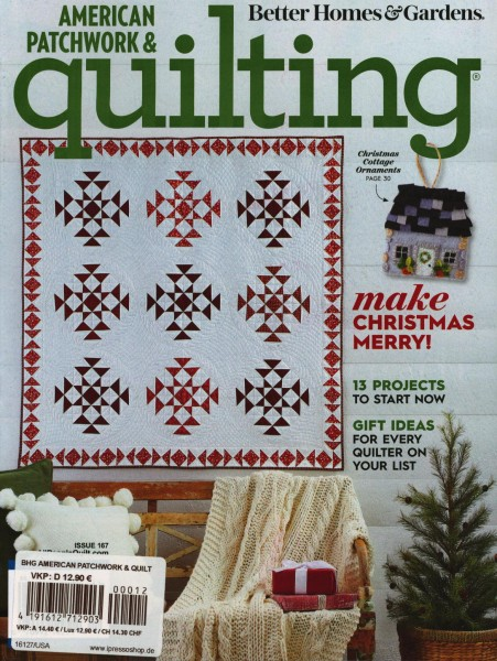 AMERICAN PATCHWORK & quilting 12/2020