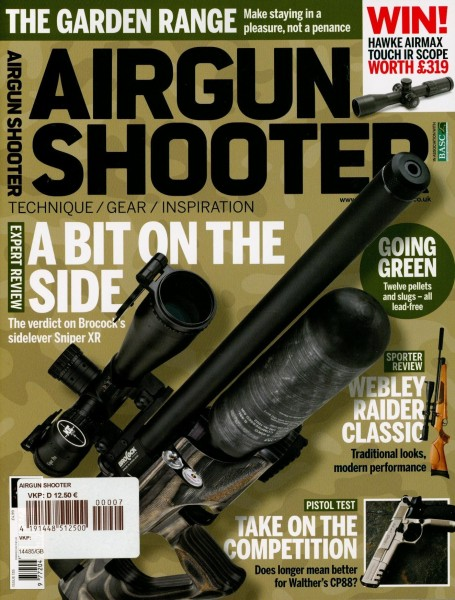 AIRGUN SHOOTER 7/2020