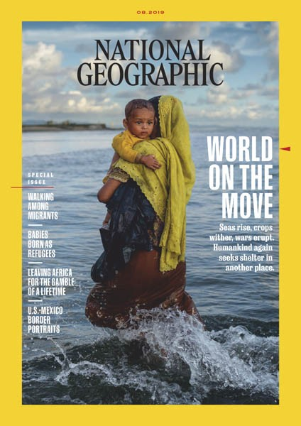 NATIONAL GEOGRAPHIC (US) 8/2019