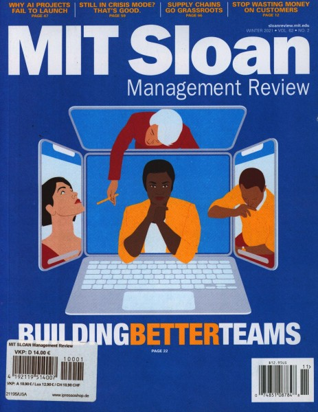 MIT Sloan Management Review 1/2021