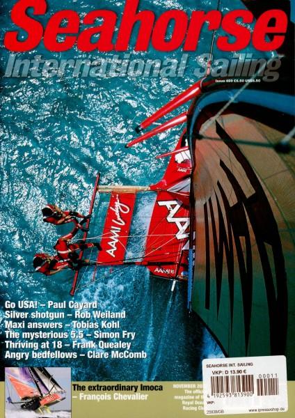 Seahorse Int. Sailing 11/2020