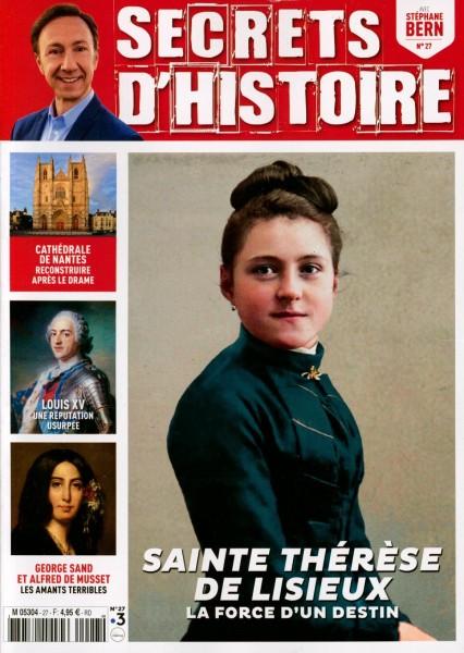 SECRETS D'HISTOIRE 27/2020