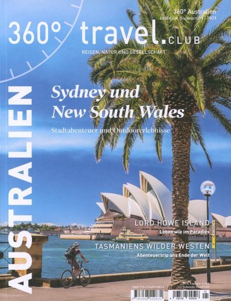 360° Australien 1/2021