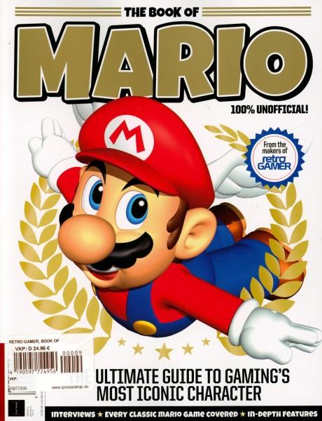 retro GAMER THE BOOK OF 9/2020