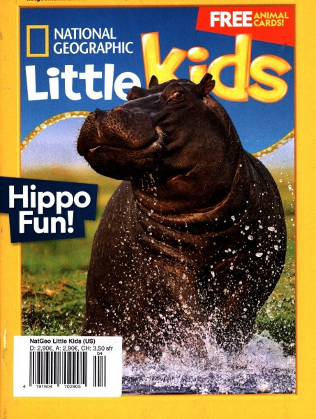 NATIONAL GEOGRAPHIC KiDS (US) 4/2020