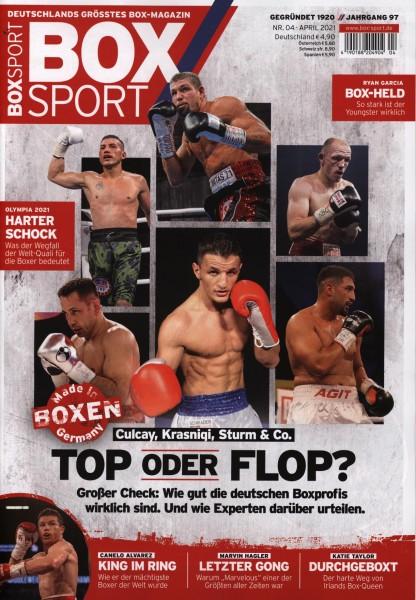 Boxsport 4/2021