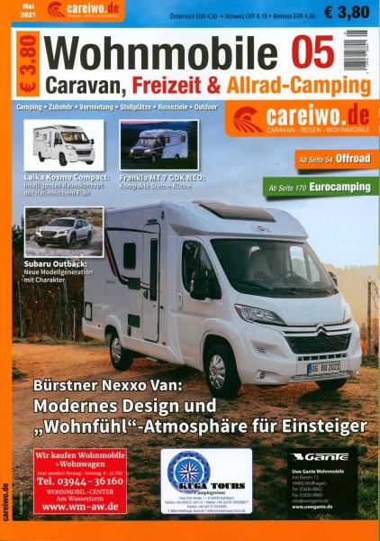 Wohnmobile-Caravan & Freizeit 5/2021