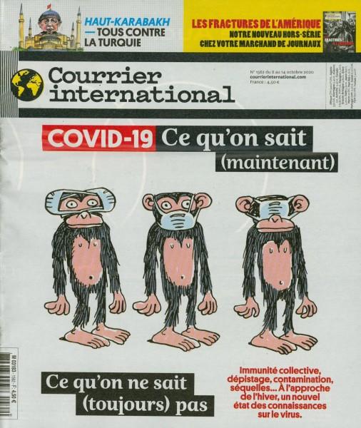 Courrier international 1562/2020