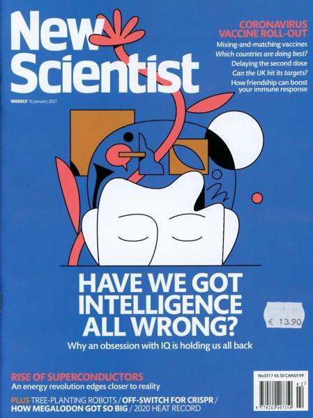 New Scientist 2/2021