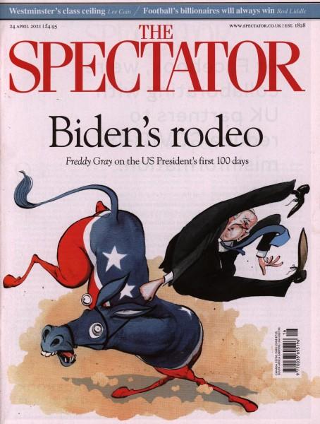 THE SPECTATOR 16/2021