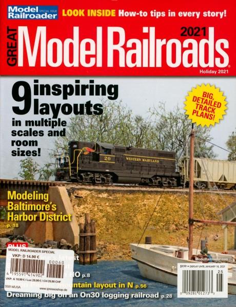 Model Railroader Special 60/2020