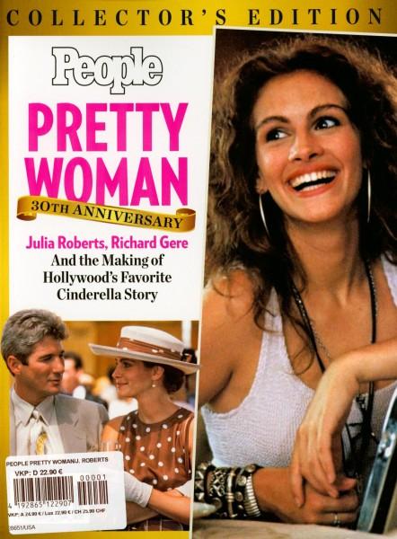 PEOPLE PRETTY WOMAN/J. ROBERTS 1/2020
