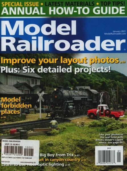 Model Railroader 1/2021