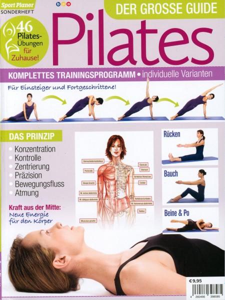 Sport Planer SONDERHEFT Pilates