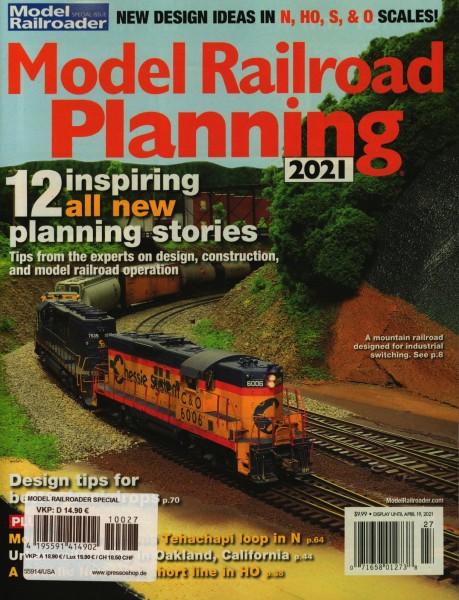 Model Railroader Special 27/2021