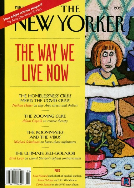 THE NEW YORKER 23/2020