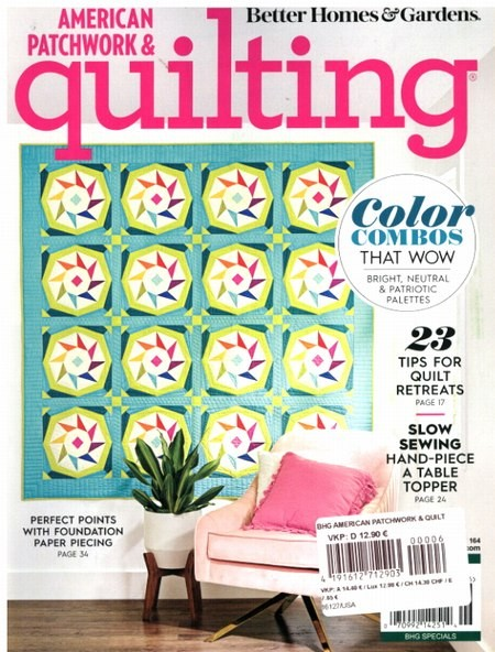 AMERICAN PATCHWORK & quilting 6/2020