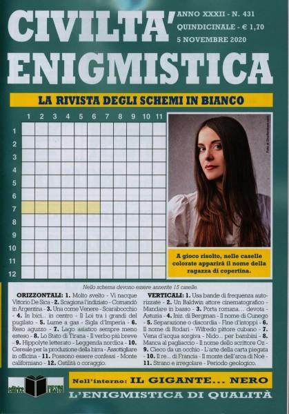 CIVILTA ENIGMISTICA 431/2020