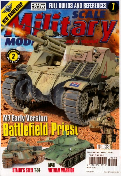 SCALE Military MODELLER INT. 10/2020