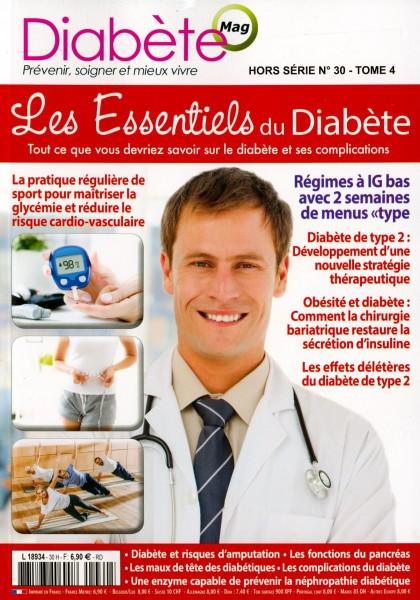 Diabète Mag HORS-SÉRIE 30/2021