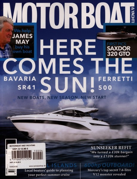 MOTORBOAT & YACHTING 4/2021