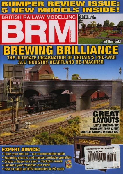 BRM BRITISH RAILWAY MODELLING 2/2021