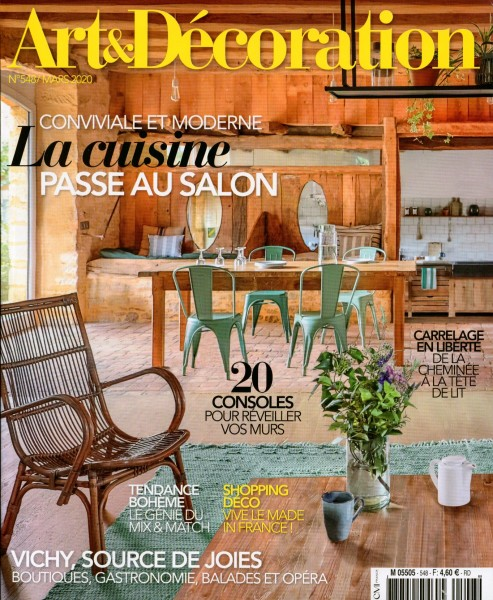 Art & Décoration 548/2020