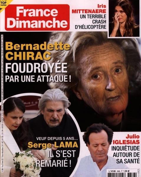 France Dimanche 3886/2021