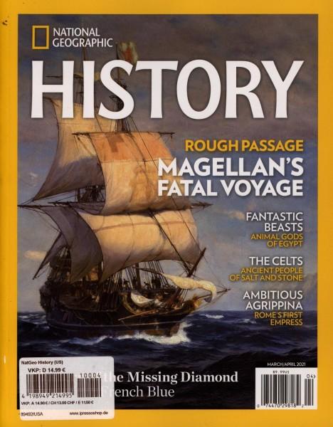 NatGeo History (US) 4/2021