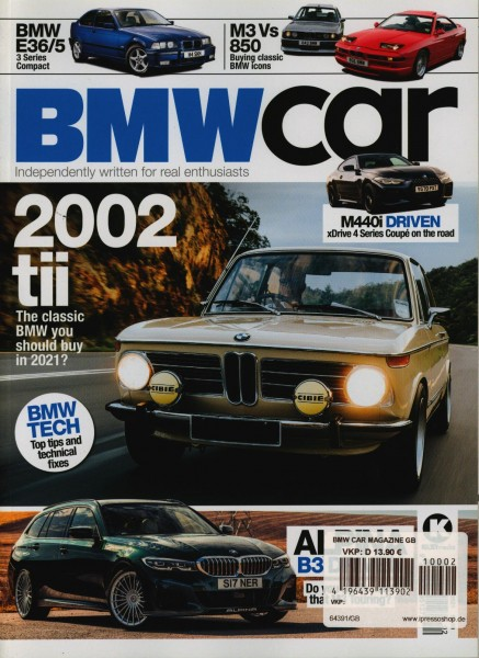 BMWcar 2/2021