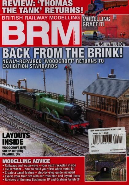 BRM BRITISH RAILWAY MODELLING 13/2020