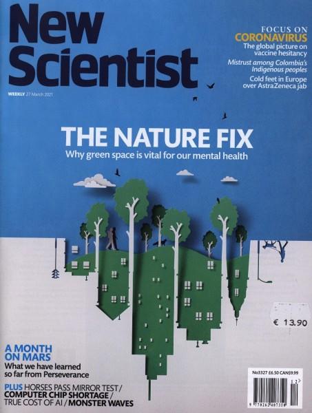 New Scientist 12/2021