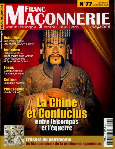 FRANC MACONNERIE magazine 77/2020