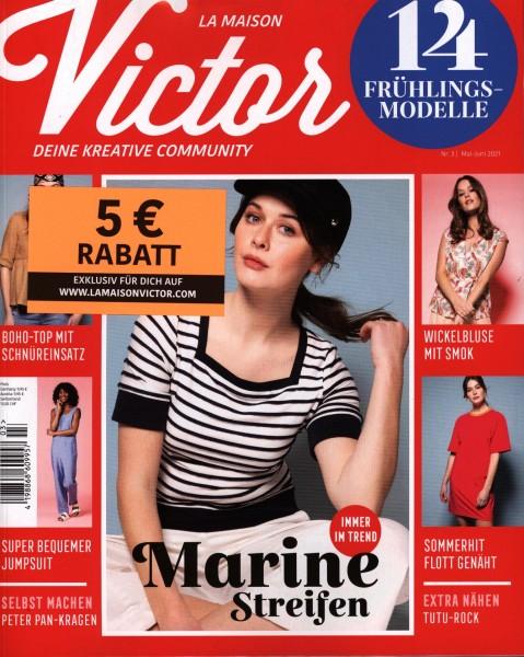 LA MAISON Victor 3/2021