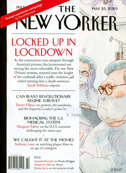 THE NEW YORKER 22/2020