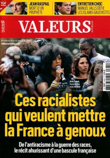 VALEURS ACTUELLES 4360/2020