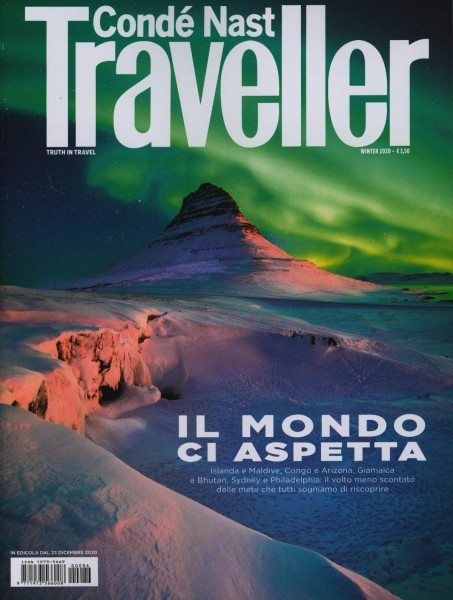 Condé Nast Traveller (IT) 86/2020