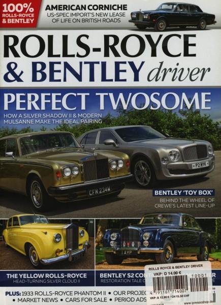 ROLLS-ROYCE & BENTLEY driver 1/2021