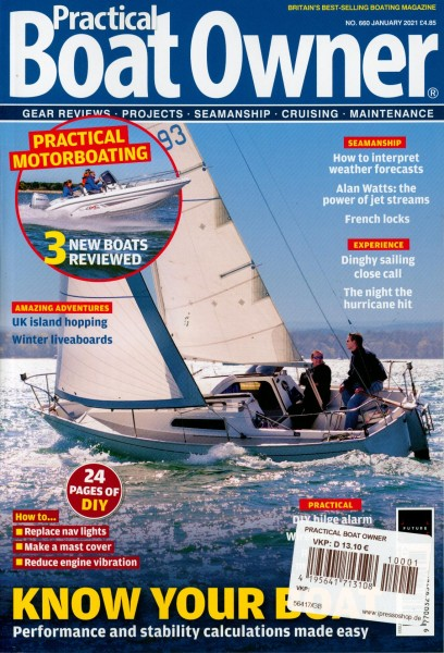 Practical Boat Owner 1/2021