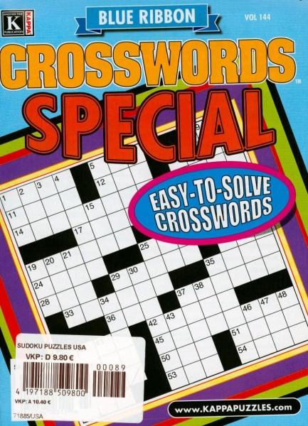 CROSSWORDS SPECIAL 89/2020