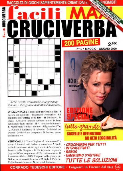 facili MAXI CRUCIVERBA 10/2020