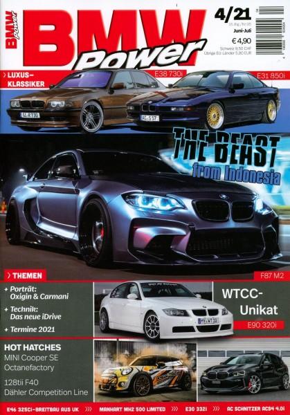 BMW Power 4/2021