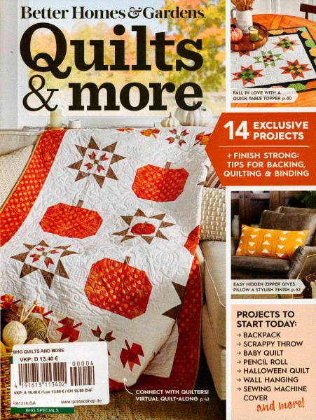 BHG Quilts & more 4/2020