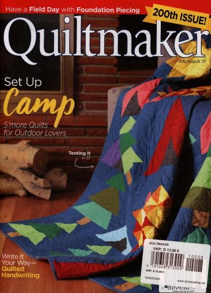 Quiltmaker 8/2021