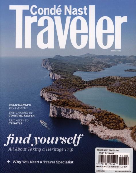 Condé Nast Traveler (US) 4/2021