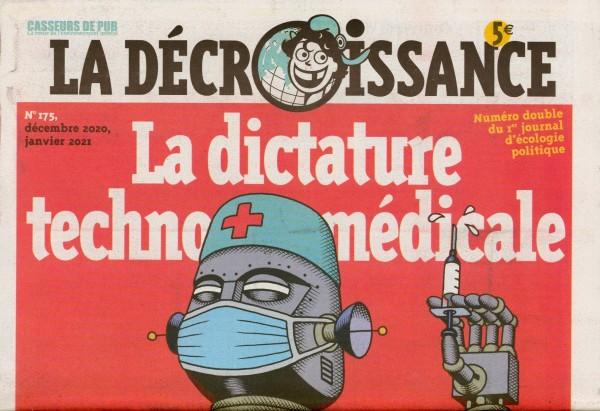 LA DÉCROISSANCE 155/2020