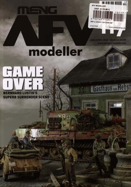 AFV modeller 117/2021