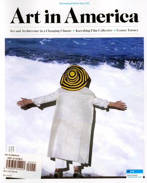 Art in America 5/2020