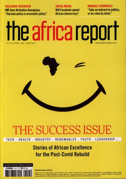 the africa report 115/2021