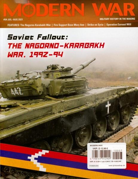 MODERN WAR 7/2021